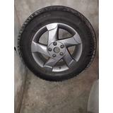 Rueda Renault Duster, Original, Michelin Impecable 4x4