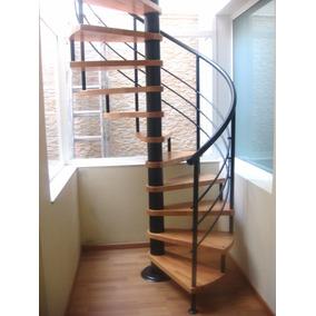 Escaleras De Caracol Tipo Madera