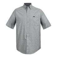 Camisa Casual Lee Hombre Manga Corta H33