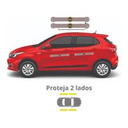 Protetor De Porta Para Carros Shields Tradicional Kit C/ 4 P