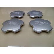 Juego X4 Tazas Centro De Llanta Ford Falcon Ghia 82 91