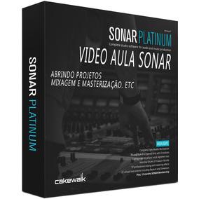 Video Aula! Cakewalk Sonar Platinum!!