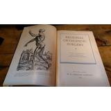 Libro De Medicina Cirugía Ortopédica En Ingles