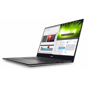 Dell Xps 9560 I7 7700hq 8gb, 256gb Ssd Gtx 1050 4gb(a Pedido