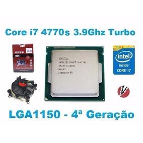 Processador Intel Core I7 4770s 3.9ghz Turbo Lga1150 Cooler