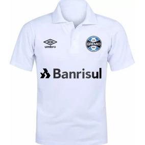 4c4e5690c0 Camiseta Camisa Polo Gremio Fc Futebol Lançamento Top