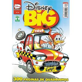 Revista Disney Big N° 39 - Peninha