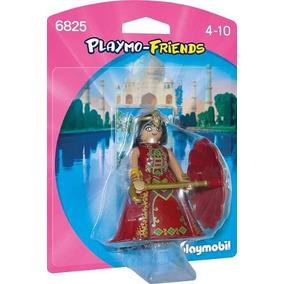 Playmobil Juego De Construcción Indian Princess