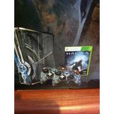 Xbox 360 Slim 53 Juegos Edición Halo 4 320gb 2 Cotroles
