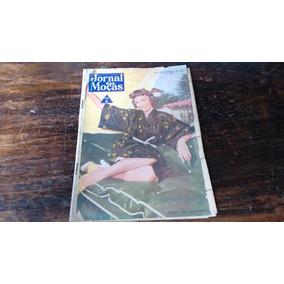 Revista Antiga Jornal Das Moças Do Ano 1955
