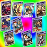 Coleção Seriados De Cinema Antigos - Lote 3 - 10 Títulos