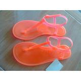 Sandalias Plásticas Damas Tallas 35-36, 37-38, 39-40