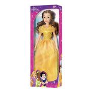 Princesas Disney Muñecas Gigantes 55cm Ariel Bella Rapunzel