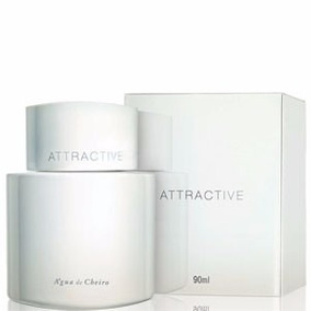 Perfume Attractive Feminino Água De Cheiro (mega Promoção)