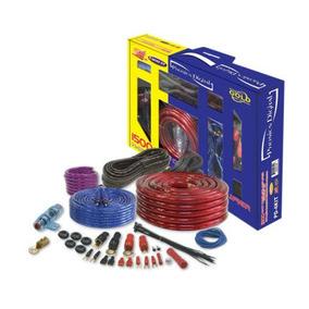 Kit De Instalación Profesional De Sonido Para Auto 1500 Watt