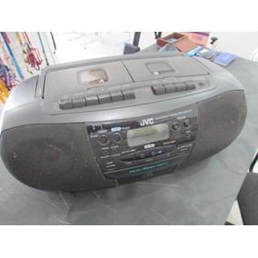 R/m Micro System Portátil Jvc Rc-qw33 Radio Deck Cd Player