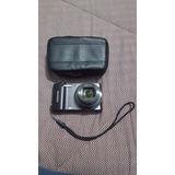 Camera Samsung Smart Wifi Zoom 18x 14.2mp Wb150f +acessórios