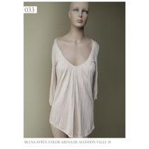 Camisa De Vestir Camisita De Mujer Blusa Feria Americana T-s