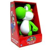 Figura Yoshi Nintendo 23cm Mario Bros Envio Gratis / Diverti