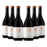 Vino Fin Del Mundo Single Vineyard Malbec Pack X 6 Unidades