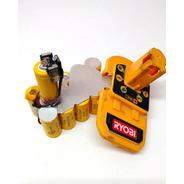 Bateria 18v Dewalt Metabo Black & Decker Recambio De Pila Sc