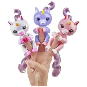 Fingerlings Unicornio Interactivo Gigi