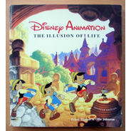 Disney Animation: The Illusion Of Life. Primera Edicion 1984