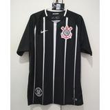 bd42936763 Camisa Listrado Horizontal Preto - Camisa Corinthians no Mercado ...