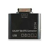 C&e 5-in-1 Samsung Galaxy Tab 10.1 P7500 P7510 Usb C -negro