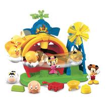 Maquina Goldberg- Mickey Mouse Granja Fisher Price Original
