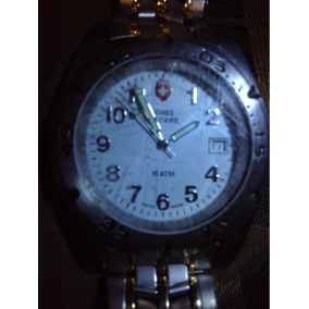 Reloj Swiss Militaire 10atm Suizo Original