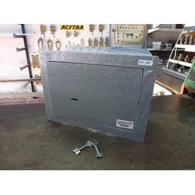 Caja Fuerte De Seguridad P/ Empotrar / Embutir Sherman 315