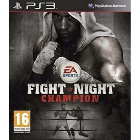 Fight Night Champion Ps3 Ya