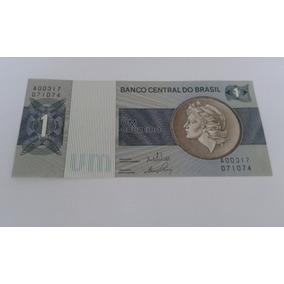 Nota Antiga De 1 Cruzeiro