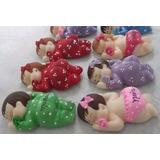 60 Lembrancinhas Maternidade/chá De Bebê Em Biscuit C/ Imã