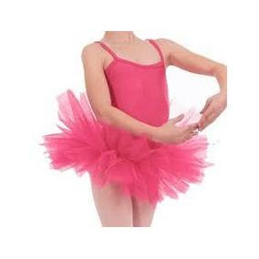 Falda Tutu Para Bailarinas De Ballet Niñas Tutus