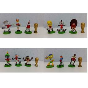 Looney Tunes Footbal Team Brasil Colecao