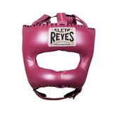 Careta De Box Tradicional Cleto Reyes/piel/rosa/388p