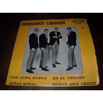 Los Hermanos Carrion Ep Rock Español 60,s