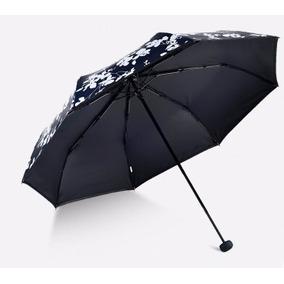 Sombrilla Doble Capa Paraguas Protección Solar Uv Spf 50+