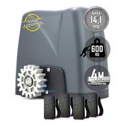 Kit Motor Rossi Dz Nano Turbo 4m Crem 4 Controles 600kg