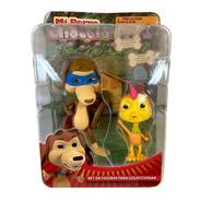 Mi Perro Chocolo Set 2 Figuras Chocolo Y Cocoró