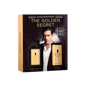 Coffret Ab The Golden Secret Masculino Edt 100ml + Desodoran