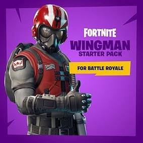Fortnite Battle Royale - Wingman Starter Código 25 Dígitos