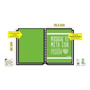 Cuaderno Herbalife Personalizado