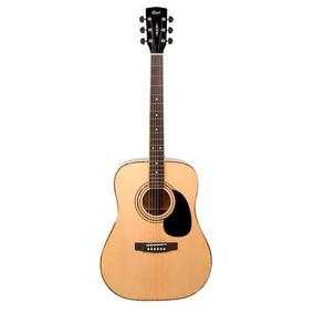 Guitarra Acústica Jumbo Cort Ad880 Nat