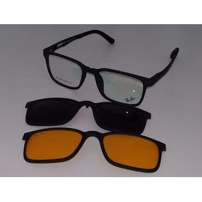 Óculos De Grau Branco - Óculos no Mercado Livre Brasil 2525756f3d
