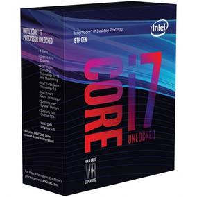 Processador Intel Core I7-8700k Lga1151 3.7ghz 6mb.