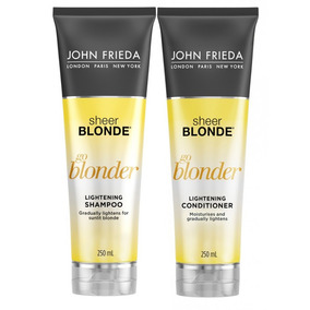 Kit John Frieda Sheer Blonde Shampoo + Condicionador 250ml