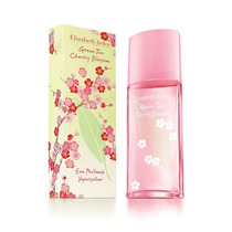 Perfume Green Tea Cherry Blossom Elizabeth Arden 100ml